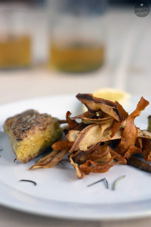 Chipsy z pietruszki i marchewki 2