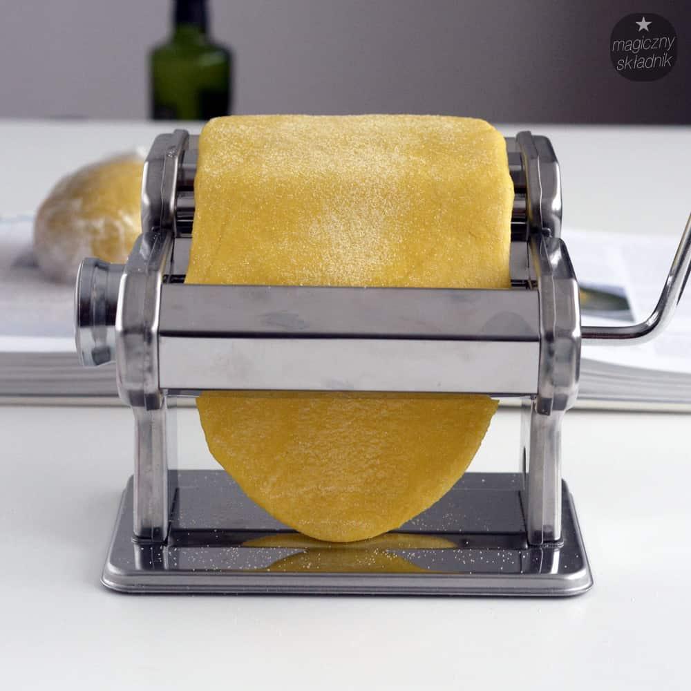 Makaron domowy - maszynka do kakaronu 4