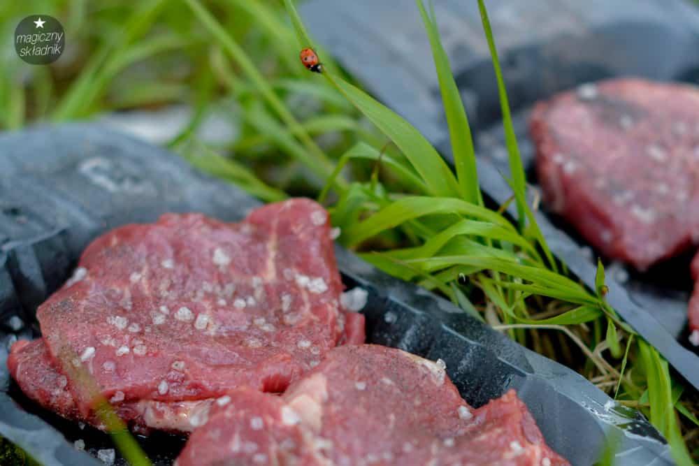 Dobrze doprawione mięso