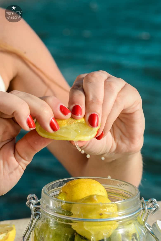Marynowane kiszone cytryny przepis-12