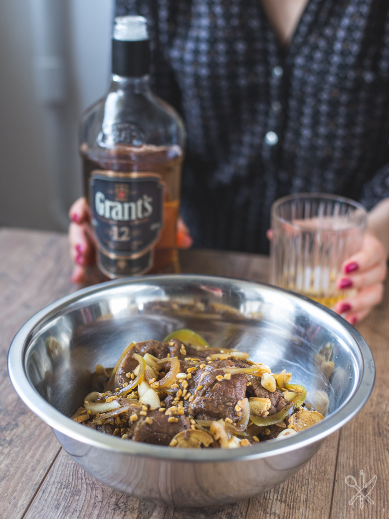 Beef jerky marynowany w whisky-2