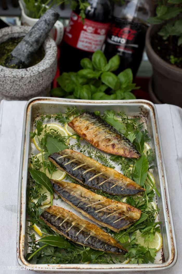 Makrela z grilla -12