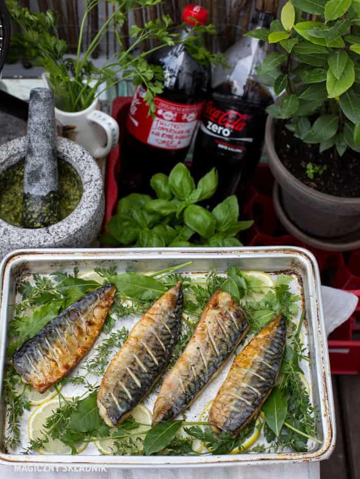 Makrela z grilla -15