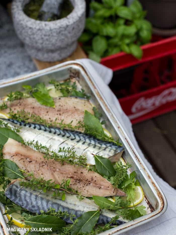 Makrela z grilla -3