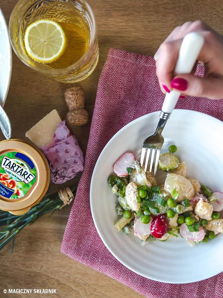 Tartare gnocchi w 15 minut-10