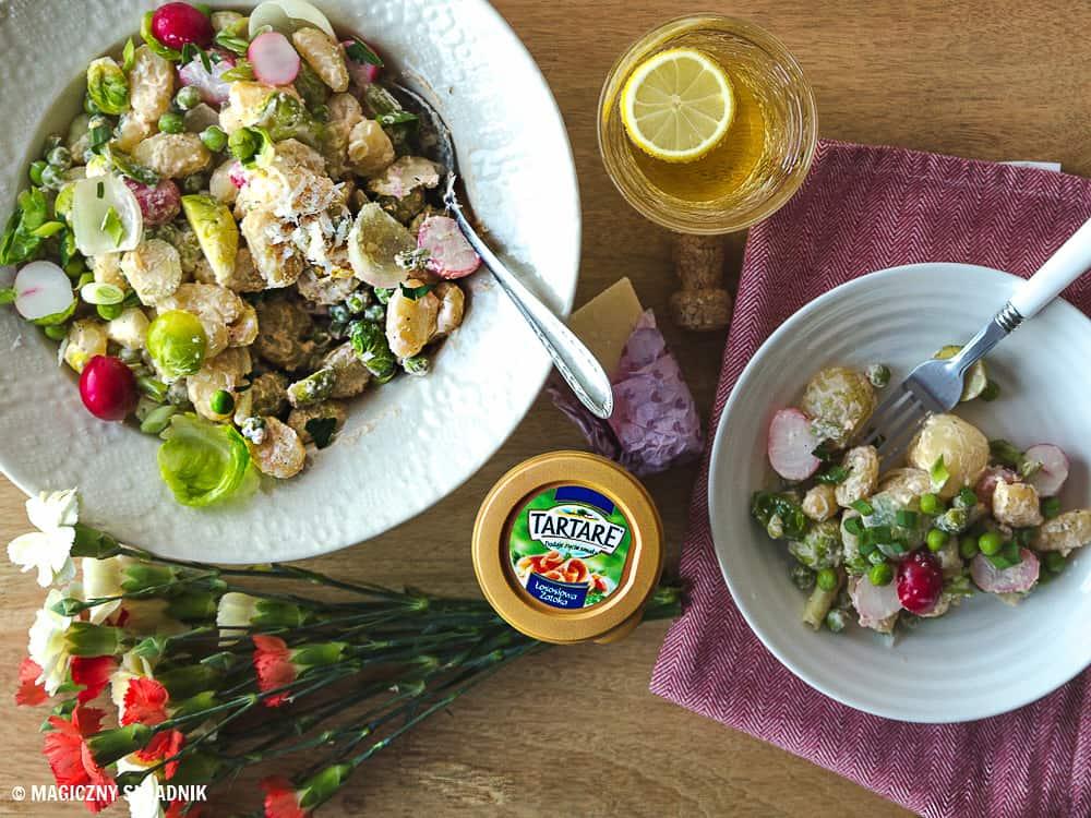 Tartare gnocchi w 15 minut-12