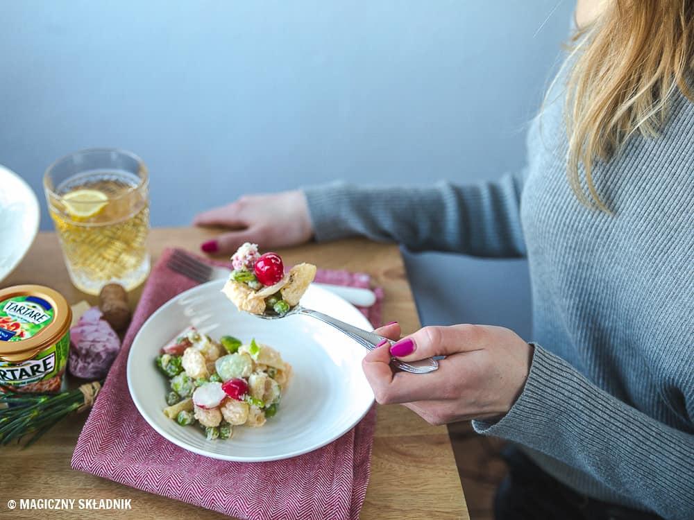 Tartare gnocchi w 15 minut-5