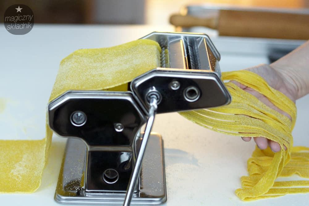Makaron domowy - maszynka do kakaronu 6