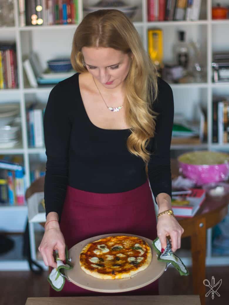 Idealne ciasto na pizze-17