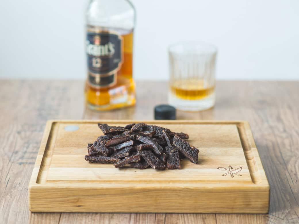 Beef jerky marynowany w whisky-13