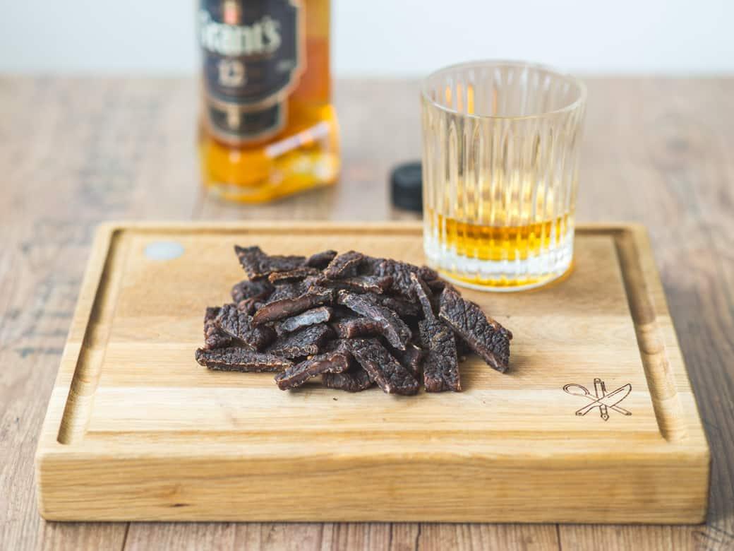 Beef jerky marynowany w whisky-14