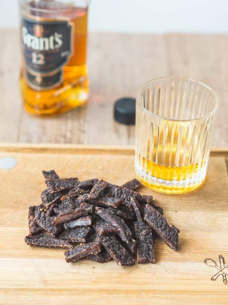 Beef jerky marynowany w whisky-15