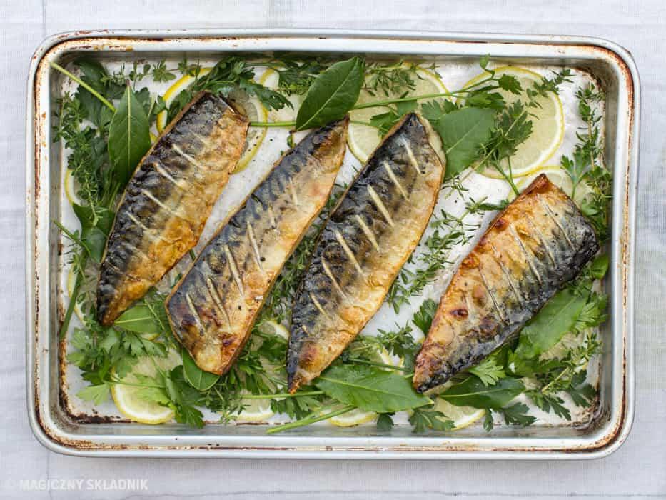 Makrela z grilla -11