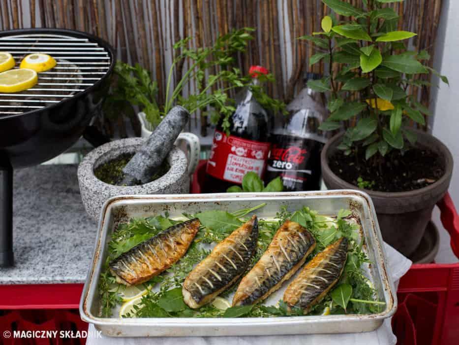 Makrela z grilla -14