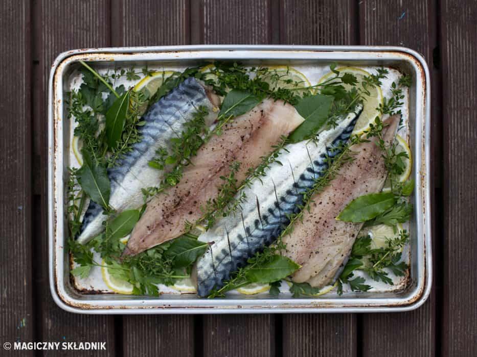 Makrela z grilla -2