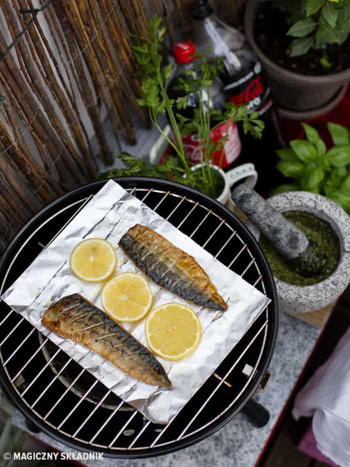 Makrela z grilla -24
