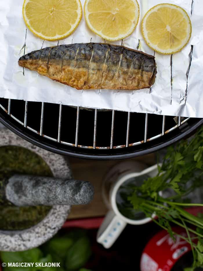 Makrela z grilla -25