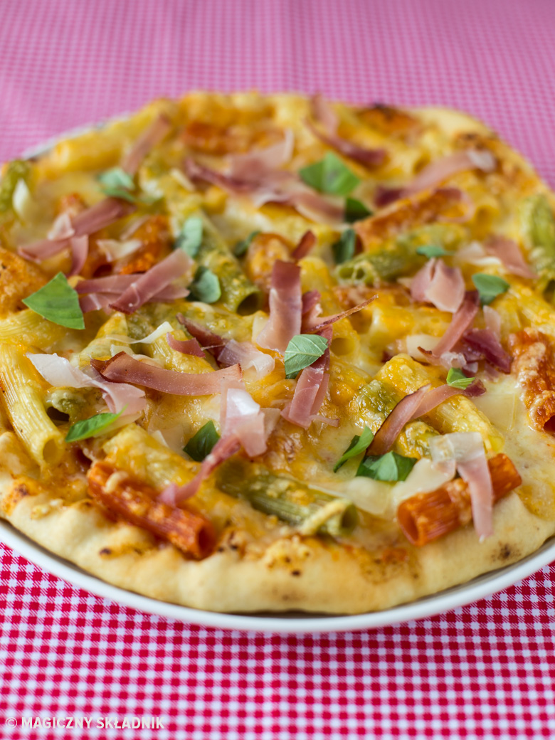 Pizza mac and cheese-15