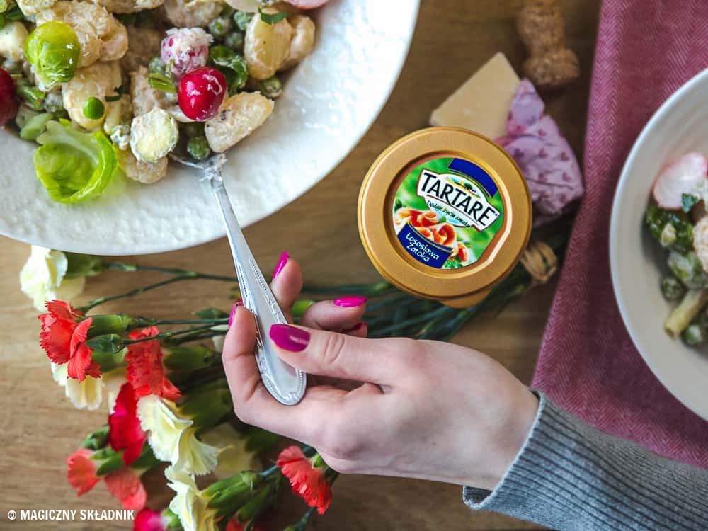 Tartare gnocchi w 15 minut-2